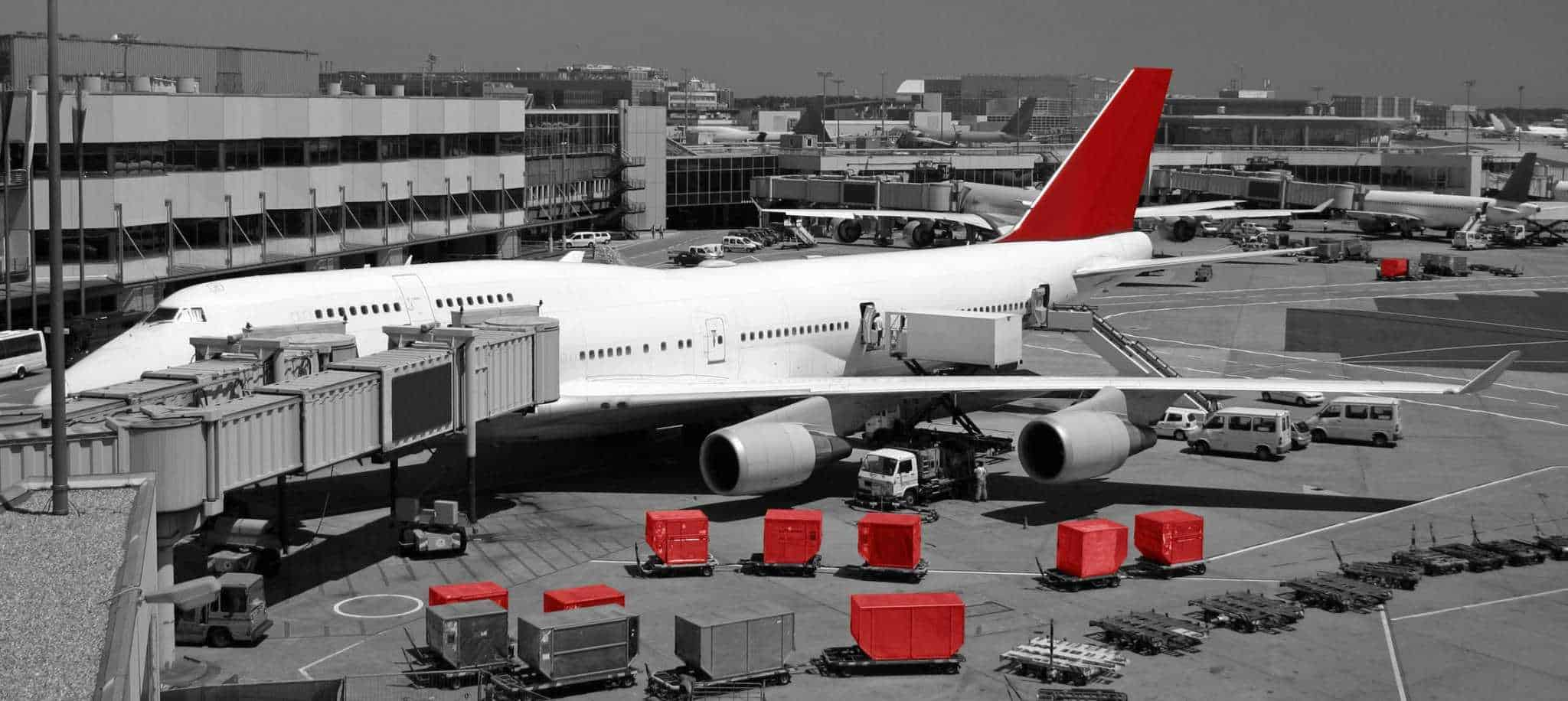 Air freight containers