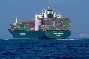 Container shipping can't keep up with demand