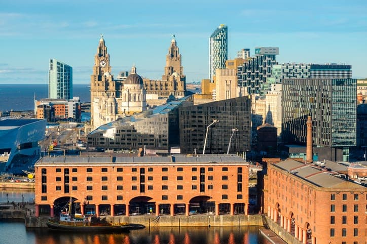 Importing into Liverpool & the North of England