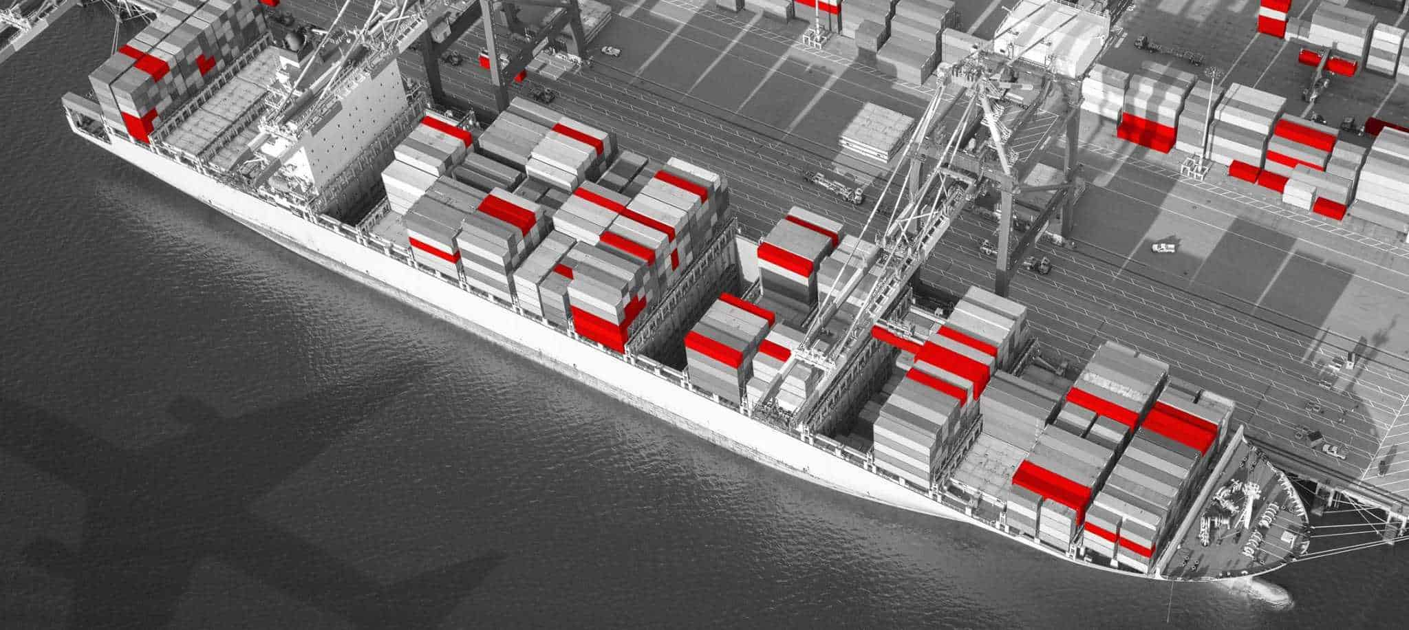 Loading shipping containers