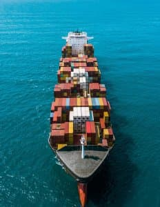 Shipping lines reduce operating capacity by 30%